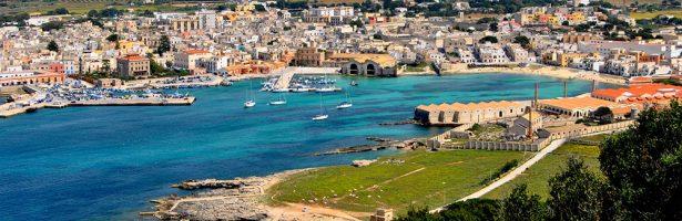 Favignana, Pantelleria e Salina: pioniere green