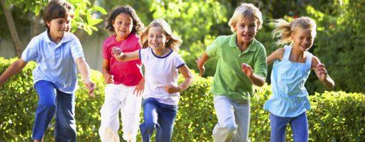 , La scuola porta ogni giorno i bimbi in Cammino
