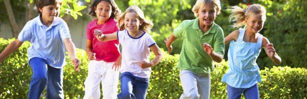 La scuola porta ogni giorno i bimbi in Cammino