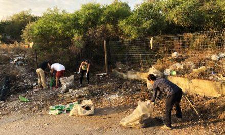 Volontari puliscono Trabia e San Nicola l'Arena: appuntamento il 10 luglio
