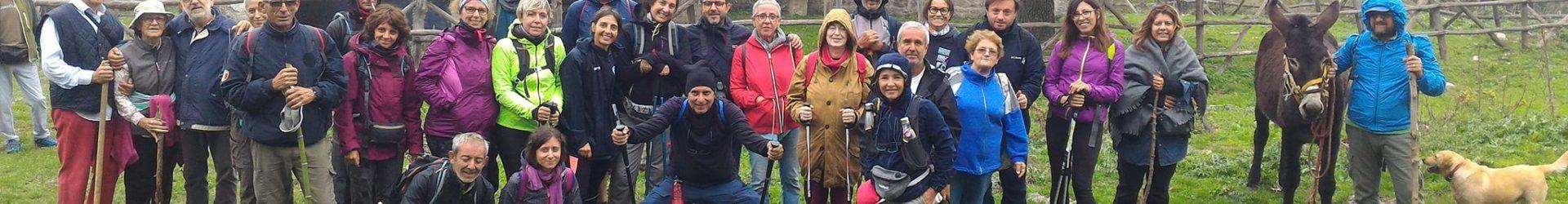 Al via la magia del secondo Cammino dell'Antica Trasversale Sicula