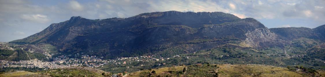 """Incendi, Bruciano i """"polmoni"""" di Sicilia"""