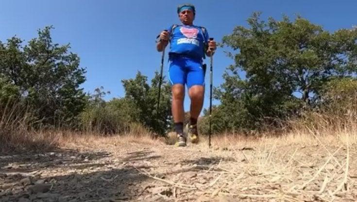 Castiglion Fiorentino, il sindaco sperimenta di persona il sentiero per i turisti e cammina per 60 chilometri