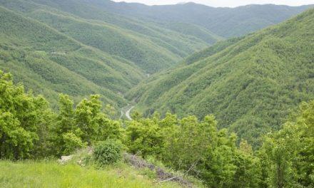 """Piemonte. Val Borbera, la """"four corners"""" dell'Appennino, dove il cammino dei ribelli è diventato luogo della lentezza"""