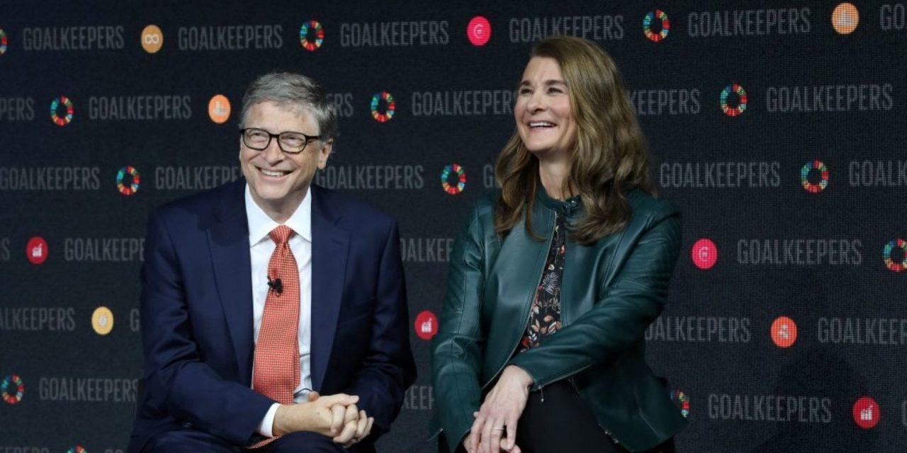 """La fondazione Bill & Melinda Gates: """"Così il Covid rallenta la sostenibilità"""""""