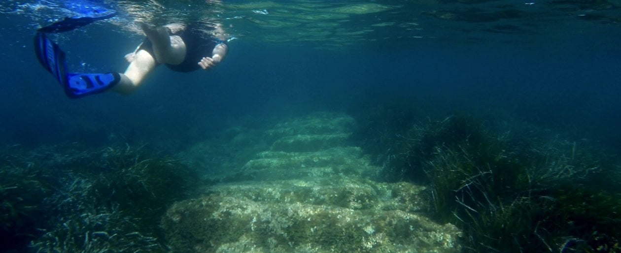 Un porto sommerso di 2400 anni fa. Cipro svela il nuovo eden per sub e snorkeler. A portata di tutti (o quasi)