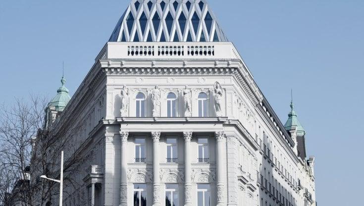 Vienna. Da dimora degli Strauss a fulcro di cucina fusion. Lo storico hotel Kummer rivive come Motto
