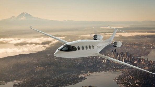 Ultimi test per Alice, l'Uber dei cieli: sarà il primo aereo commerciale elettrico