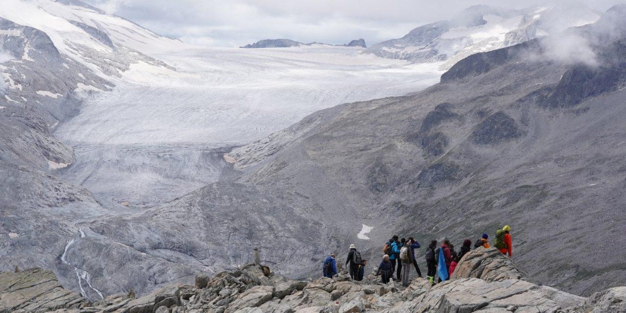 I ghiacciai perduti, se non cambiamo rotta scompariranno del tutto
