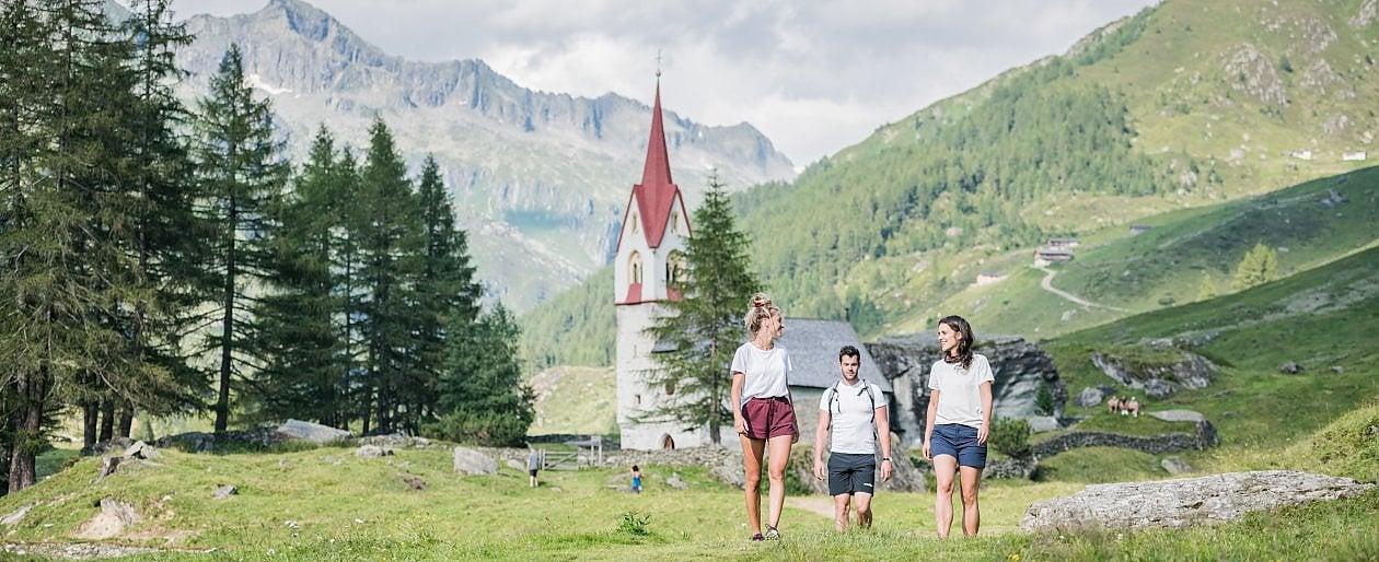 Tra Dolomiti e Alpi. Il fascino di un'ascesa in Valle Aurina