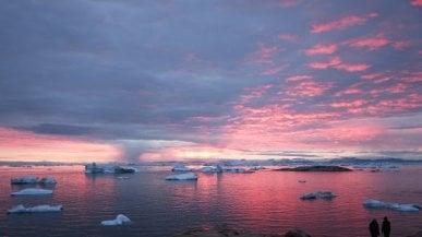 Piove in Groenlandia: ecco perché non è un buon segno