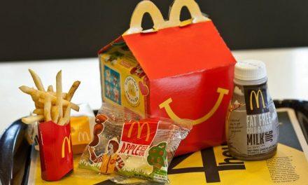 McDonald's, dal 2025 le sorprese dell'Happy Meal saranno sostenibili