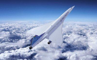 """United Airlines ordina 15 supersonici a 28 anni dall'addio del Concorde. Saranno i primi """"sostenibili"""""""