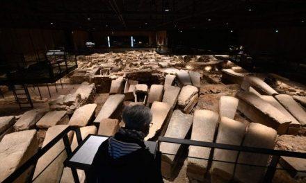 Francia. Da un parcheggio emerge la più importante abbazia merovingia: un museo in loco per ammirarla