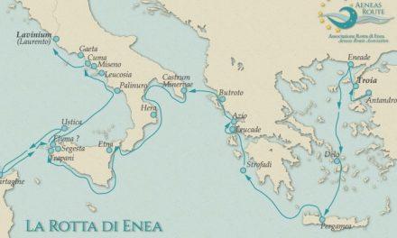 Da Troia al Latium Vetus. La Rotta di Enea entra negli itinerari culturali d'Europa
