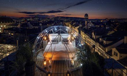 Svizzera. L'albergo diffuso è sotto le stelle. E mantiene le distanze