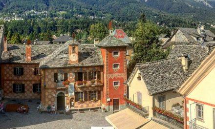 A nord dell'Ossola. Tra Vigezzo e Formazza, dove il Piemonte sembra la Svizzera: treni di montagna inclusi