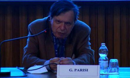"""Giorgio Parisi ai potenti: """"Per il clima servono misure drastiche. Ma eque e solidali"""""""