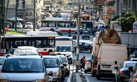 Traffico, in Italia si torna ai livelli pre-pandemia. Anzi, peggio