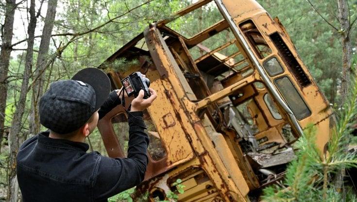 Chernobyl, il turismo dell'orrore nei giorni del Covid: ora la si può scoprire dall'aereo