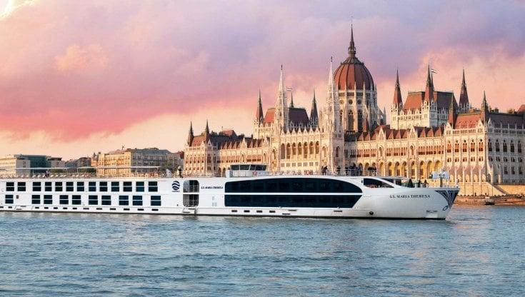 Una crociera di lusso per i fiumi d'Europa. E l'itinerario è top secret