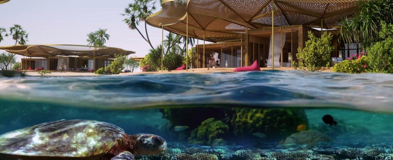 Ventidue isole ecosostenibili da creare nel Mar Rosso. Ecco Red Sea Project, il mare esclusivo a impatto zero