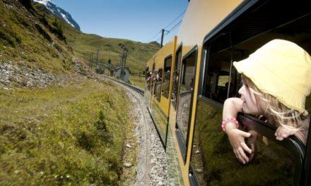 Svizzera, effetto Covid: per la prima volta in 110 anni la ferrovia turistica della Jungfrau va in rosso
