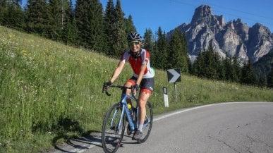 Il paradiso dei ciclisti, la lunga via delle Dolomiti tra Dobbiaco e Cortina