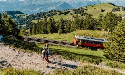 Svizzera. I 150 anni del Rigi, la ferrovia di montagna più antica d'Europa che svela le meraviglie dei Quattro Cantoni