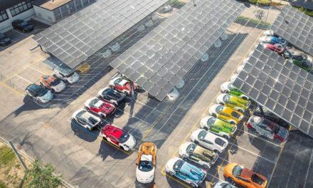 Lamborghini, dal 2023 lo stabilimento sarà alimentato a biometano