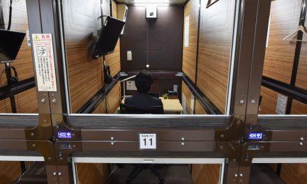 Tokyo, da microalbergo a centrale di coworking: la metamorfosi del capsule hotel